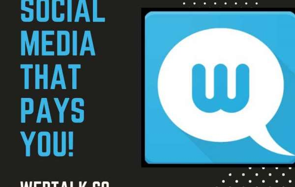 Webtalk is a website paying money while you are posting